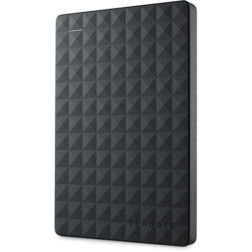 Seagate Expansion 4 To, Noir