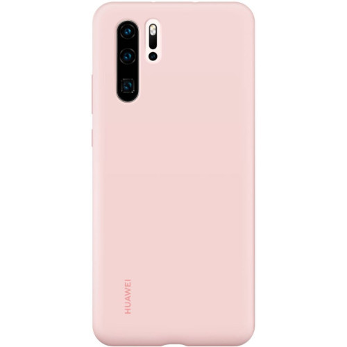 Huawei Coque Silicone P30 Pro - Rose