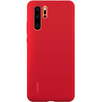 Huawei Coque Silicone P30 Pro - Rouge