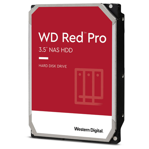 Western Digital WD Red Pro, 6 To