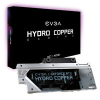 Waterblock Hydro Copper pour EVGA GeForce RTX 2080 XC et Founders Edition