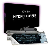 Waterblock Hydro Copper pour EVGA GeForce RTX 2080 Ti XC et Founders Edition