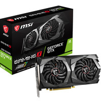 MSI GeForce GTX 1650 GAMING X, 4 Go
