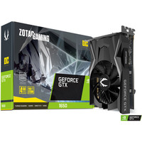 Zotac Gaming Geforce GTX 1650 OC, 4 Go