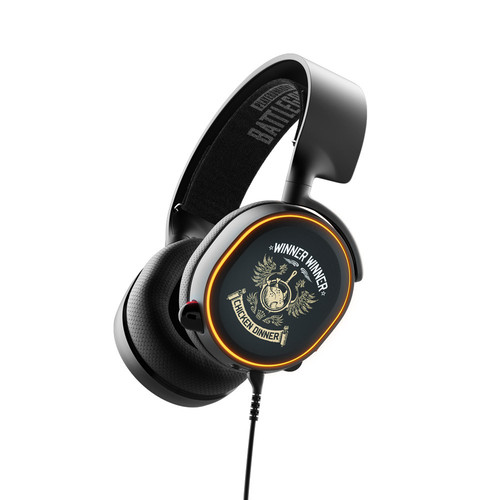 SteelSeries Arctis 5 (Refresh), PUBG Edition