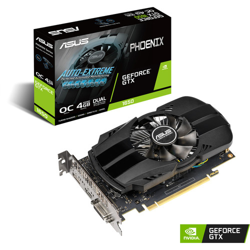 Asus GeForce GTX 1650 PH OC