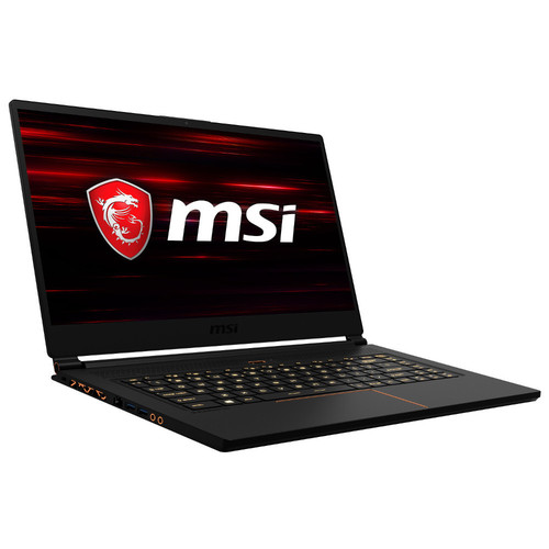 MSI GS65 9SG-637FR Stealth Thin + Hitman 2 Offert !