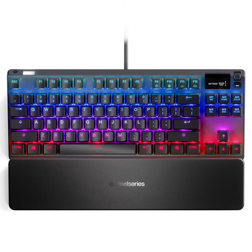 SteelSeries Apex 7 TKL (QX2 Red)(AZERTY)