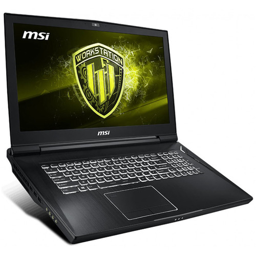 MSI WT75-9SL-076FR Workstation