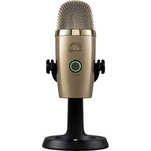 Blue Microphones Yeti, Nano Or