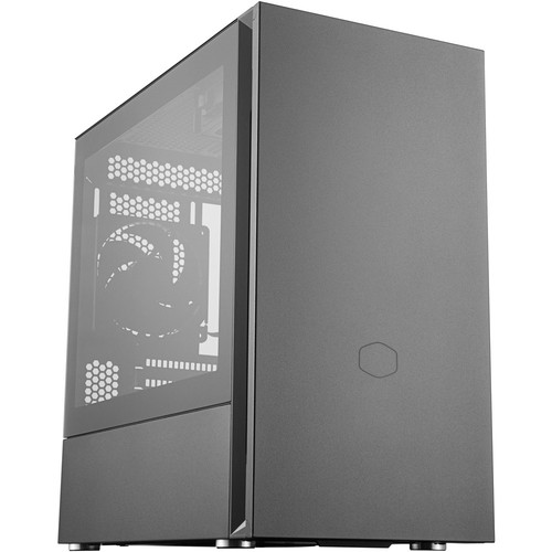Cooler Master Silencio S400 Tempered Glass