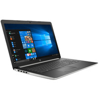 HP Notebook 17 (17-CA0002NF) Argent