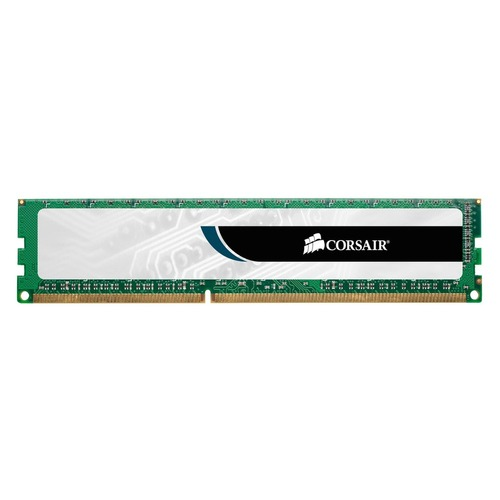 DDR3 Corsair Value, 8 Go, 1600 MHz, CAS 11