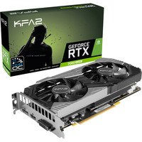 KFA2 GeForce RTX 2060 SUPER (1-Click OC), 8 Go