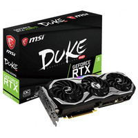 MSI GeForce RTX 2080 Ti DUKE OCV1, 11 Go