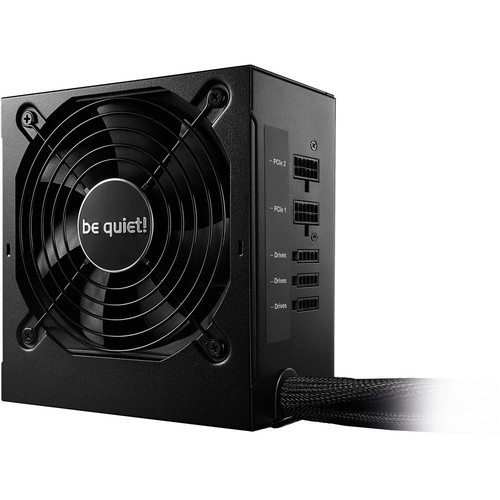 Be Quiet ! System Power 9 CM, 600W