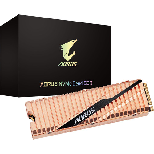 Aorus NVMe SSD, 1 To (PCI-Express 4.0)