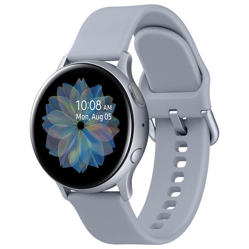 Samsung Galaxy Watch Active 2 - 40mm - Aluminium / Bleu Gris