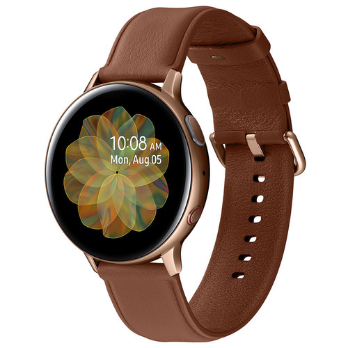 Samsung Galaxy Watch Active 2 4G - 44mm - Acier / Or
