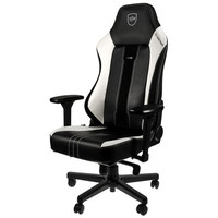 Noblechairs HERO - Edition Limit�e - Noir / Blanc