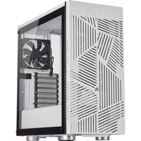 Corsair Carbide 275R Airflow Tempered Glass - Blanc