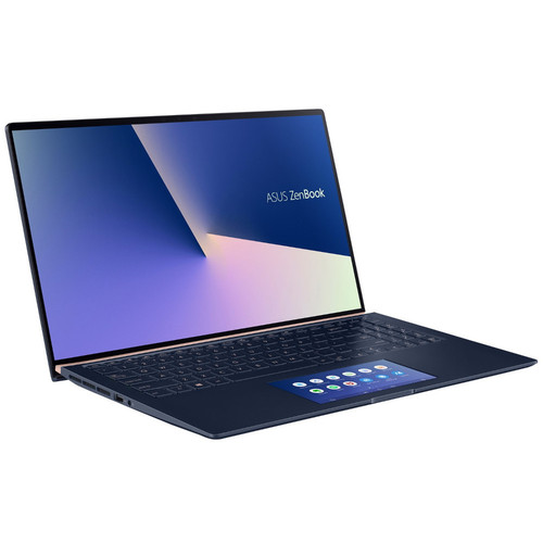 Asus ZenBook 15 ScreenPad (UX534FT-A9142T) Bleu