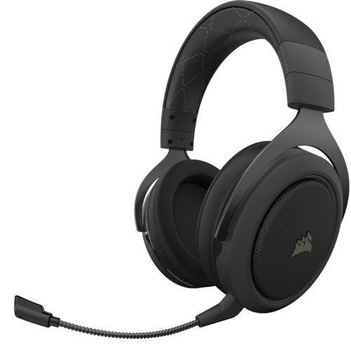 Corsair HS70 Pro Wireless, Carbone