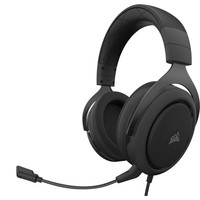 Corsair HS50 Pro Stereo, Carbone