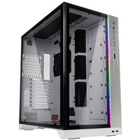 Lian Li PC-O11 Dynamic XL (ROG Certified) - Blanc