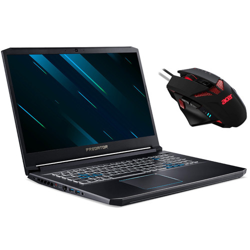 Acer Predator Helios 300 (PH317-53-79N6) + Acer Nitro Gaming Mouse
