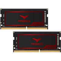SO-DIMM DDR4 T-FORCE Vulcan, 16 Go (2 x 8 Go) 2400 MHz, CAS 15