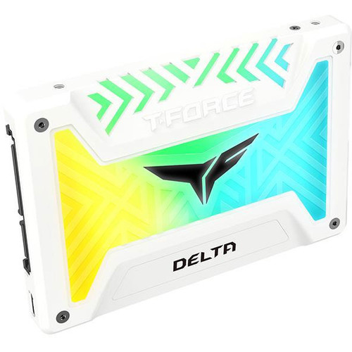 T-FORCE Delta S RGB 1 To (Blanc)