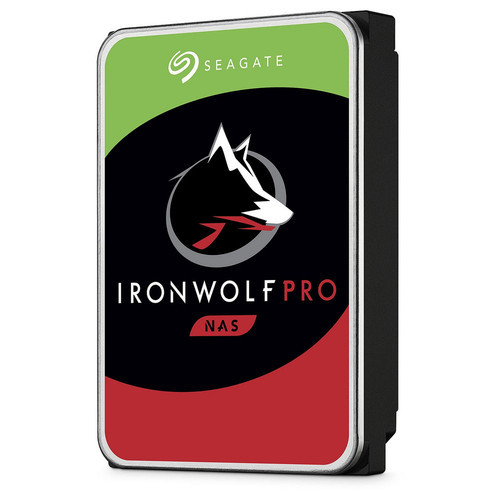 Seagate IronWolf Pro 4 To