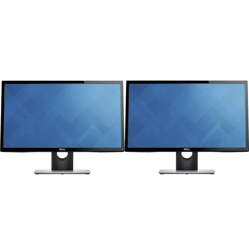 Pack Dual Screen Dell SE2416H