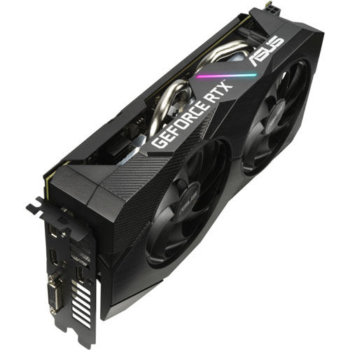 Asus GeForce RTX 2060 DUAL EVO | Top Achat