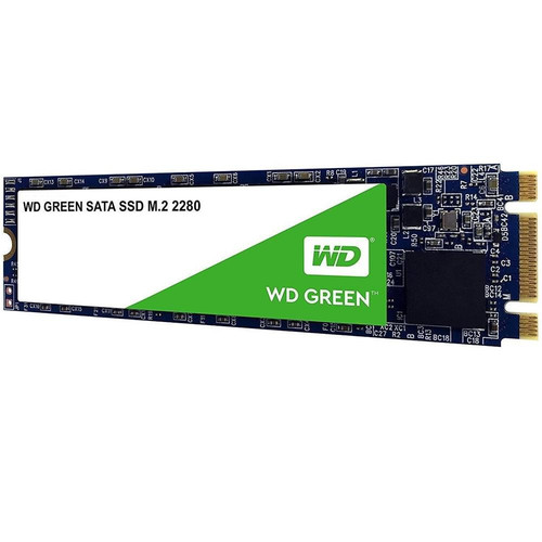 Western Digital WD Green SSD 480 Go