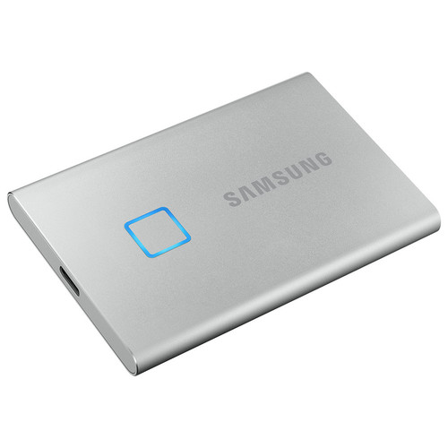 Samsung T7 Touch 2 To - Argent