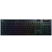 Logitech G915 Lightspeed Carbone (Clicky Version) (AZERTY)