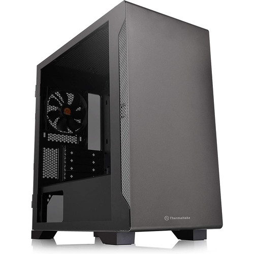 Thermaltake S100 Tempered Glass - Noir