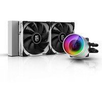 DeepCool Gamer Storm Castle 240EX - Blanc - 240 mm