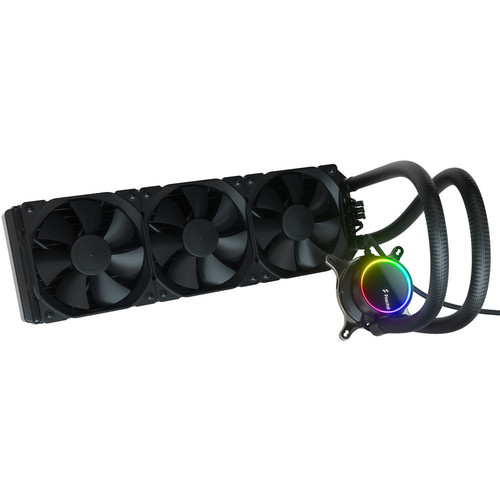 Fractal Design Celsius+ S36 Dynamic - 360 mm - Offre BLACKWEEK
