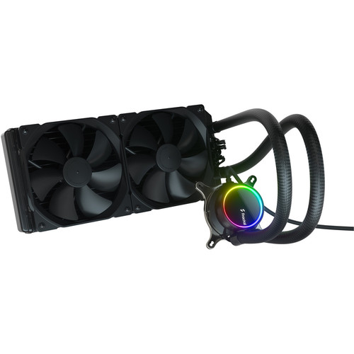 Fractal Design Celsius+ S28 Dynamic - 280 mm