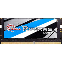 SO-DIMM DDR4 G.Skill Ripjaws - 8 Go 2666 MHz - CAS 19