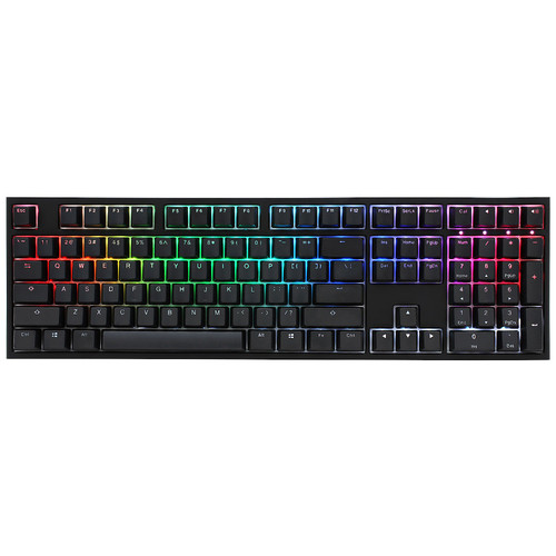 Ducky Channel One 2 RGB (Cherry MX Blue) (AZERTY)