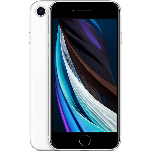 Apple iPhone SE - 64 Go - Blanc
