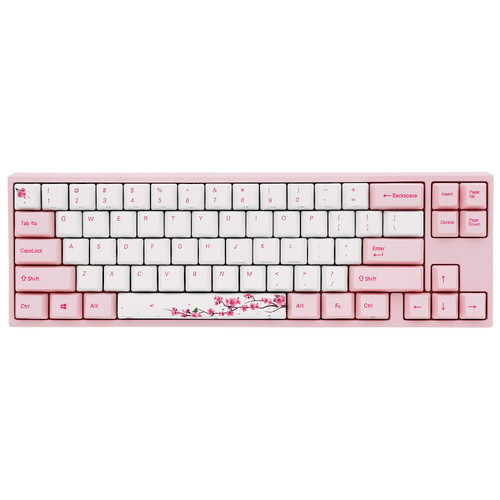 Ducky Channel x Varmilo MIYA Pro Sakura Edition (Cherry MX Brown)(AZERTY)