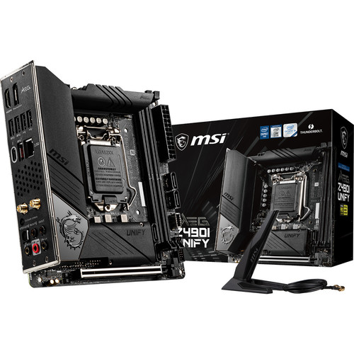 MSI MEG Z490I UNIFY