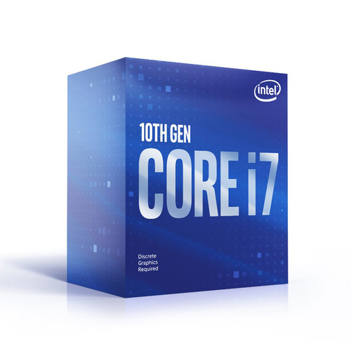 Intel Core i7-10700F (2.9 GHz)