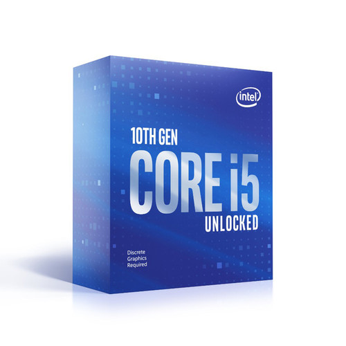 Intel Core i5-10600KF (4.1 GHz) + Marvel's Avengers offert !