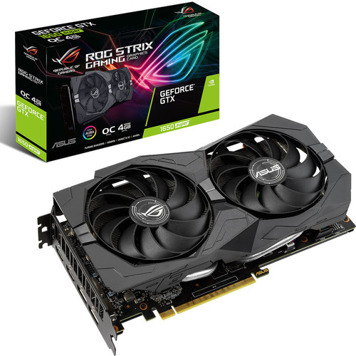 ASUS GeForce GTX 1650 SUPER ROG STRIX O4G